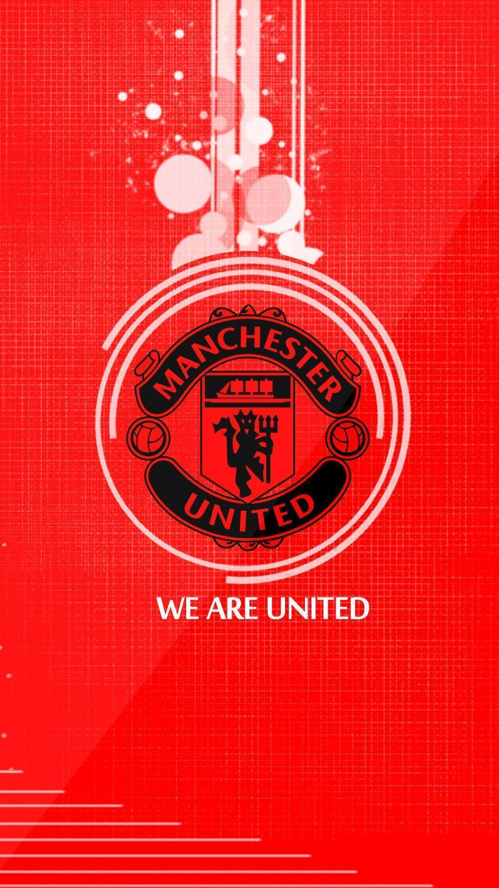 Manchester United Logo Wallpapers Posted By Christopher Walker