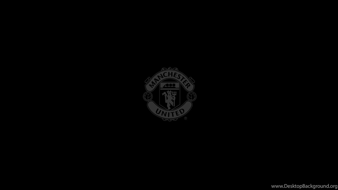 Manchester United Wallpaper Black Posted By John Sellers