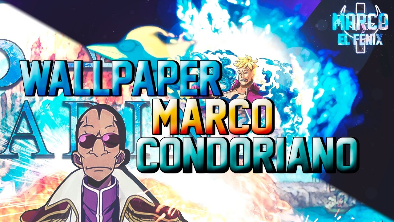 Marco One Piece Wallpapers Posted By Michelle Walker