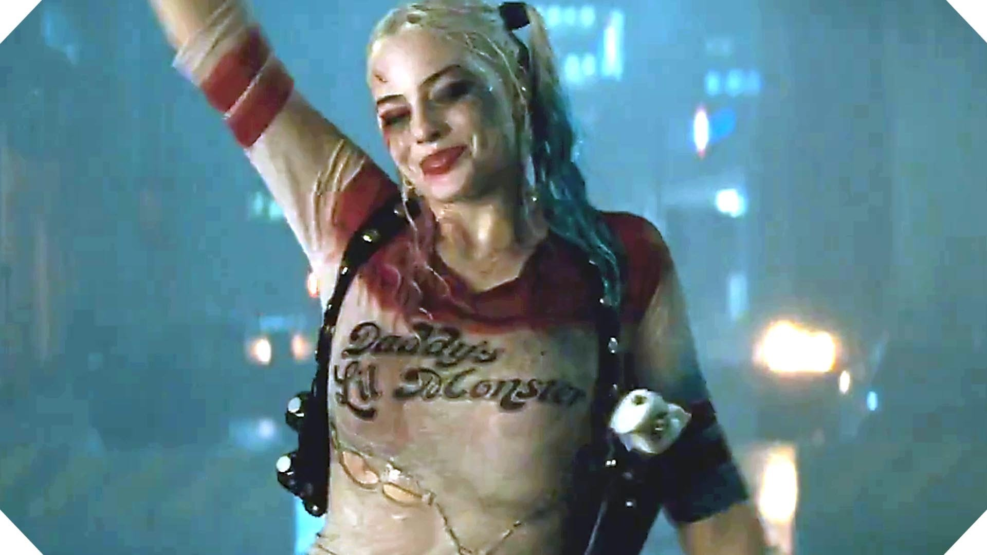 Margot Robbie As Harley Quinn Wallpaper Posted By Ethan Sellers