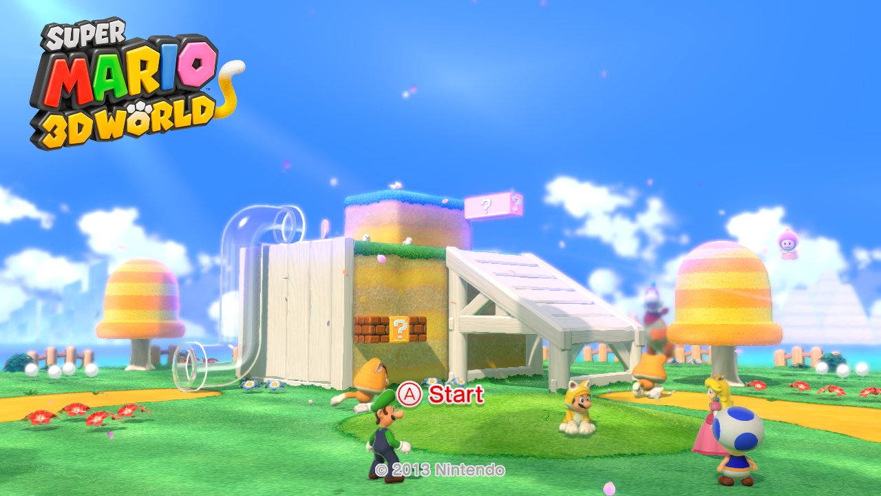 Mario 3d World Wallpaper Posted By Ethan Walker