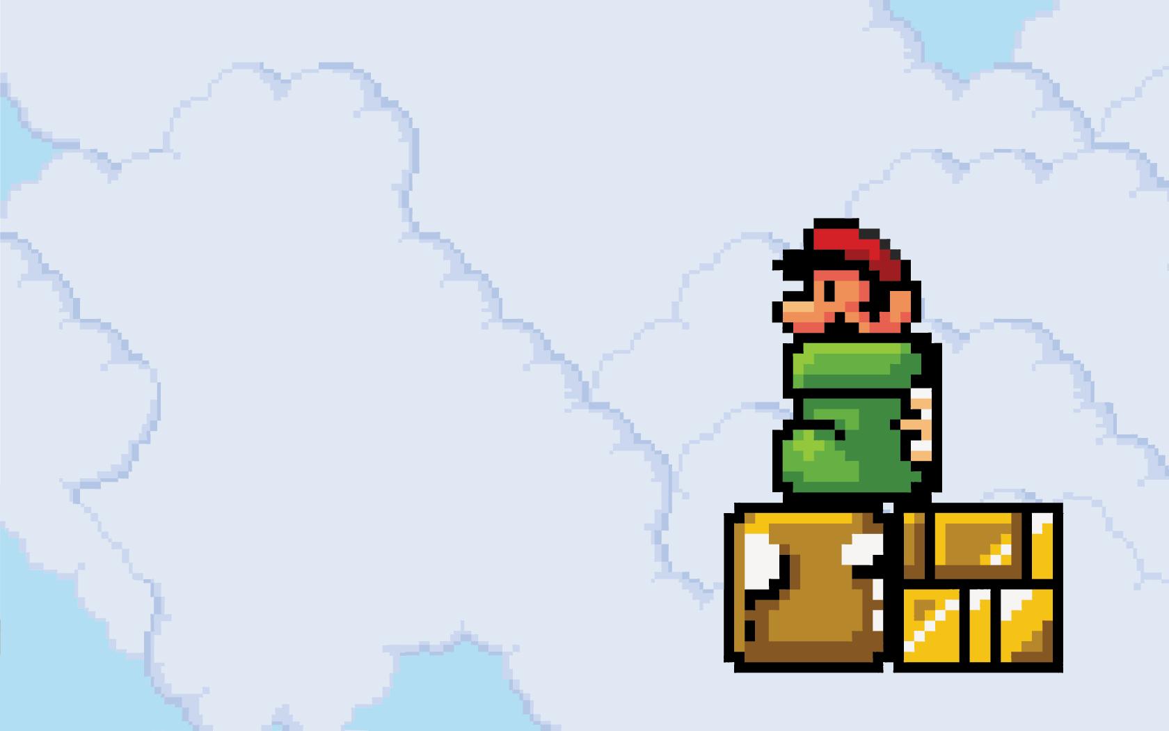 Mario Bros 3 Background