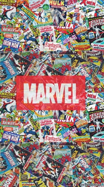 Marvel Comics Iphone Wallpaper Posted By John Thompson