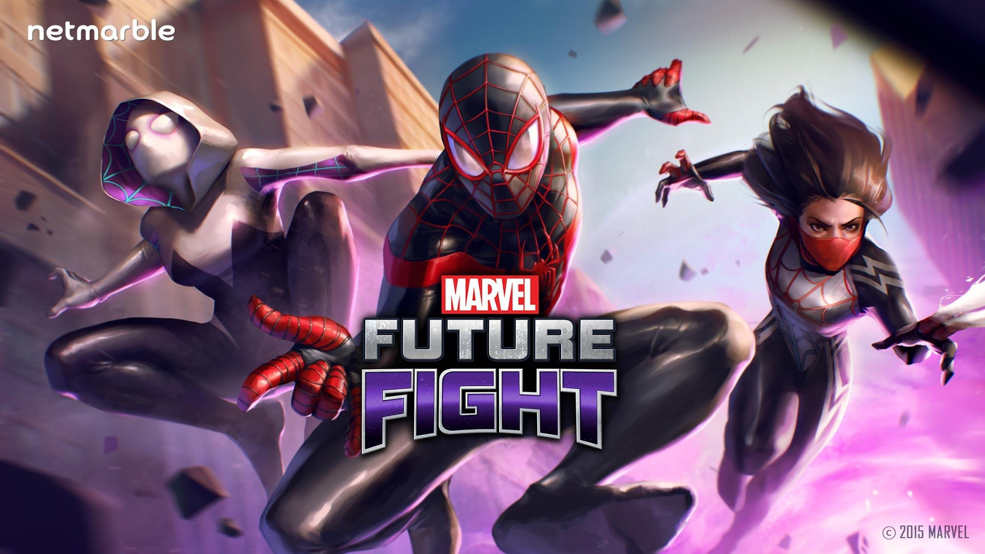 Marvel Future Fight Wallpapers Posted By John Thompson