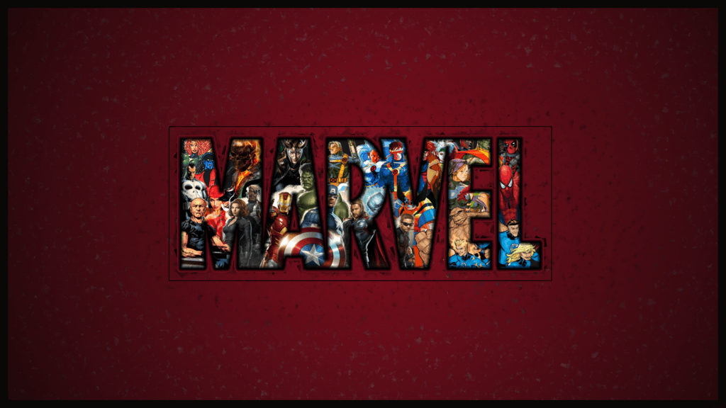 View Laptop Marvel Background Images Background