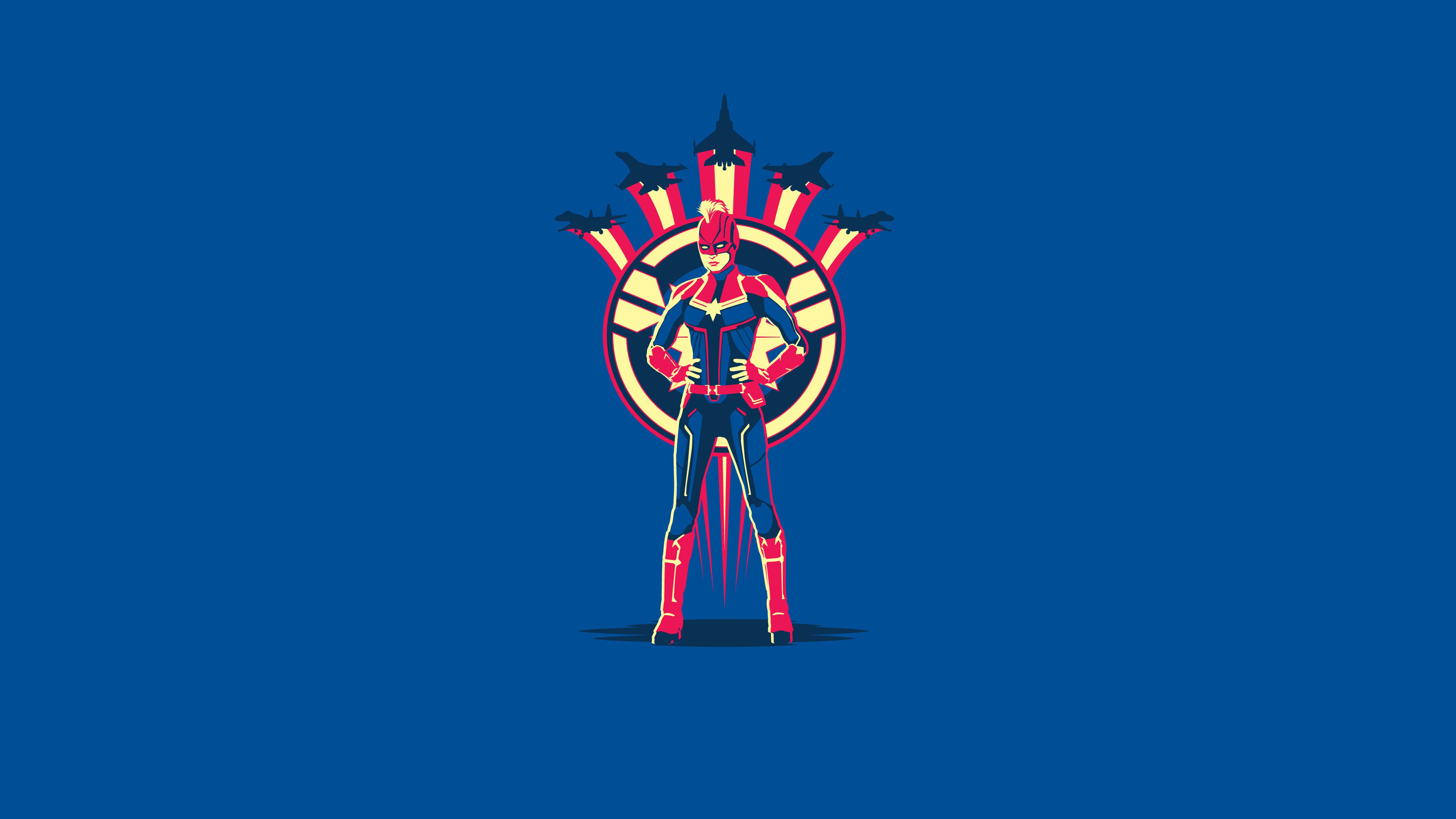 Marvel Minimalist Wallpaper Posted By Michelle Thompson