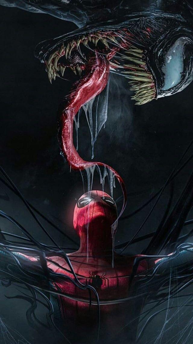 Marvel Venom Wallpaper Posted By John Johnson
