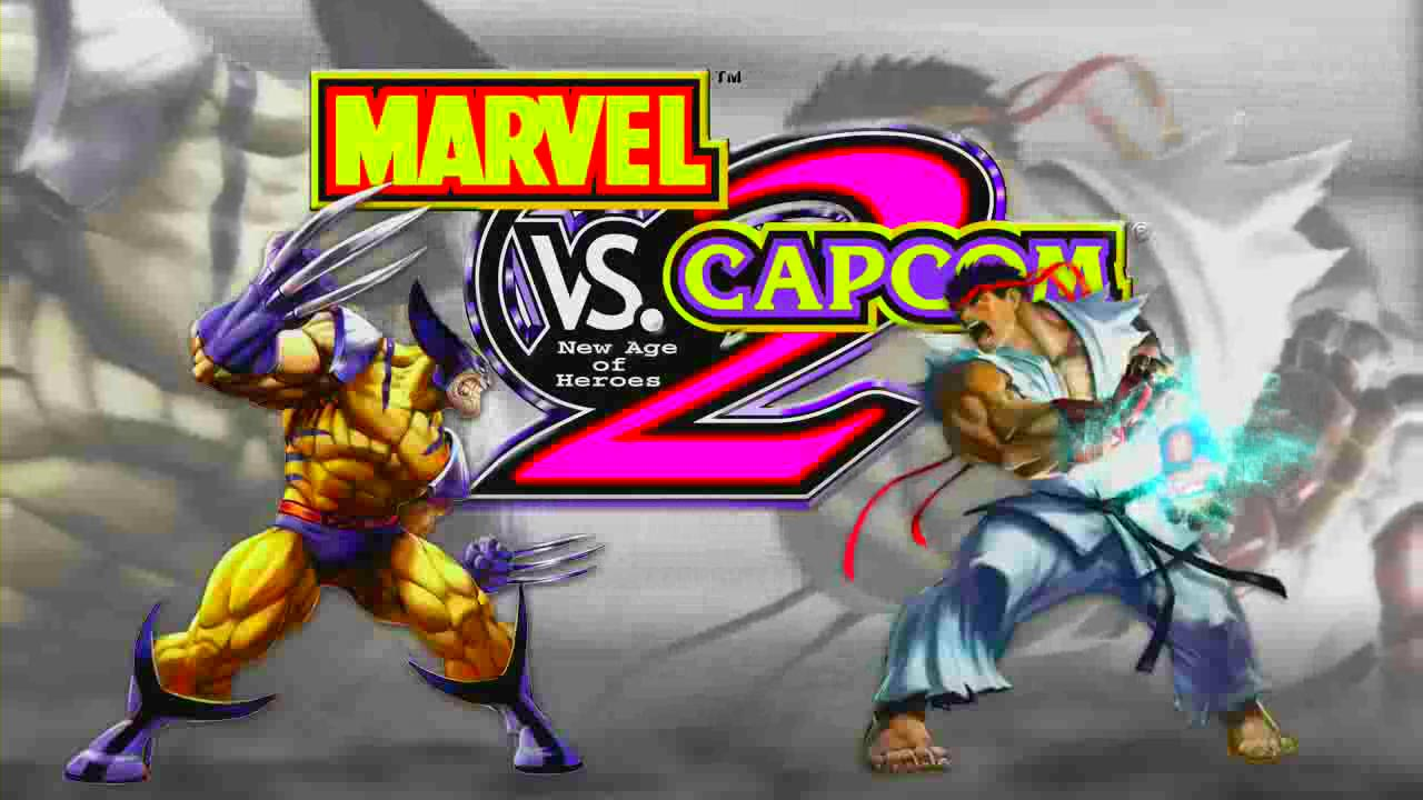 Marvel Vs Capcom Wallpaper Posted By Ethan Sellers