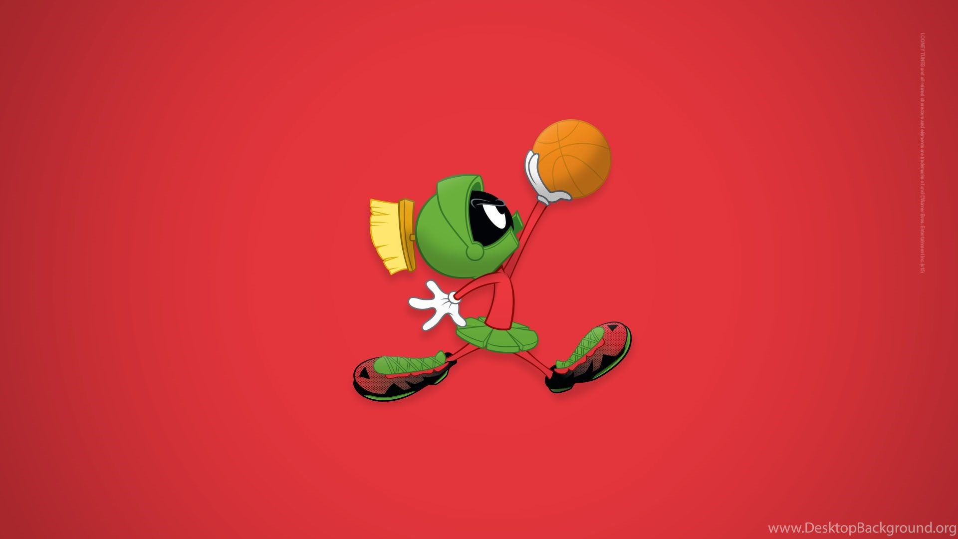 Marvin Martian Wallpaper Posted By Michelle Cunningham