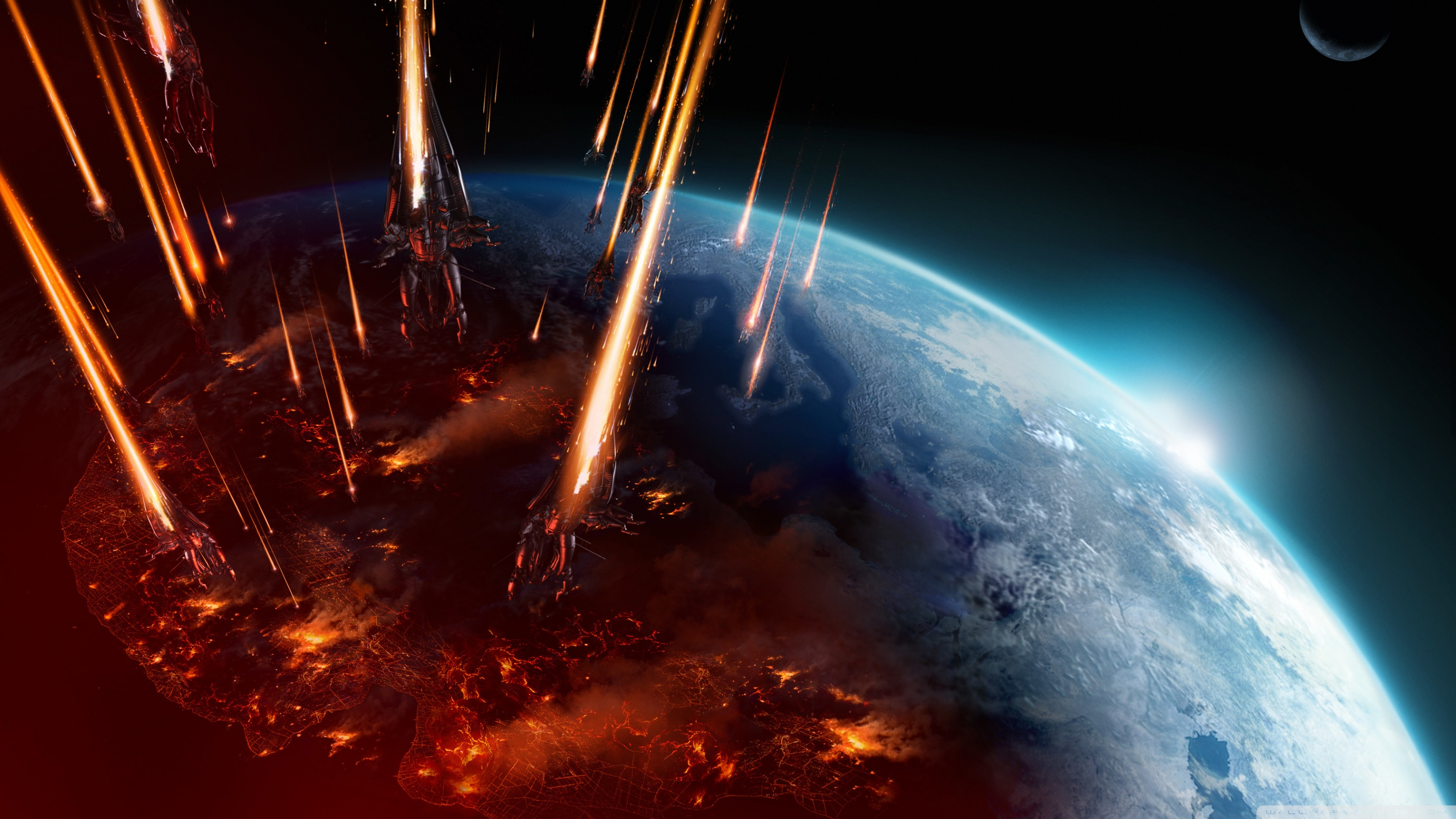 Mass Effect 3 Wallpaper 1920x1080 Posted By Ethan Cunningham
