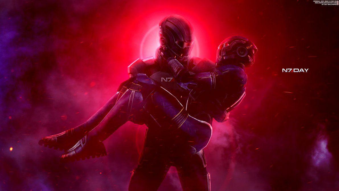 Mass Effect 4k Wallpaper Posted By Ethan Peltier
