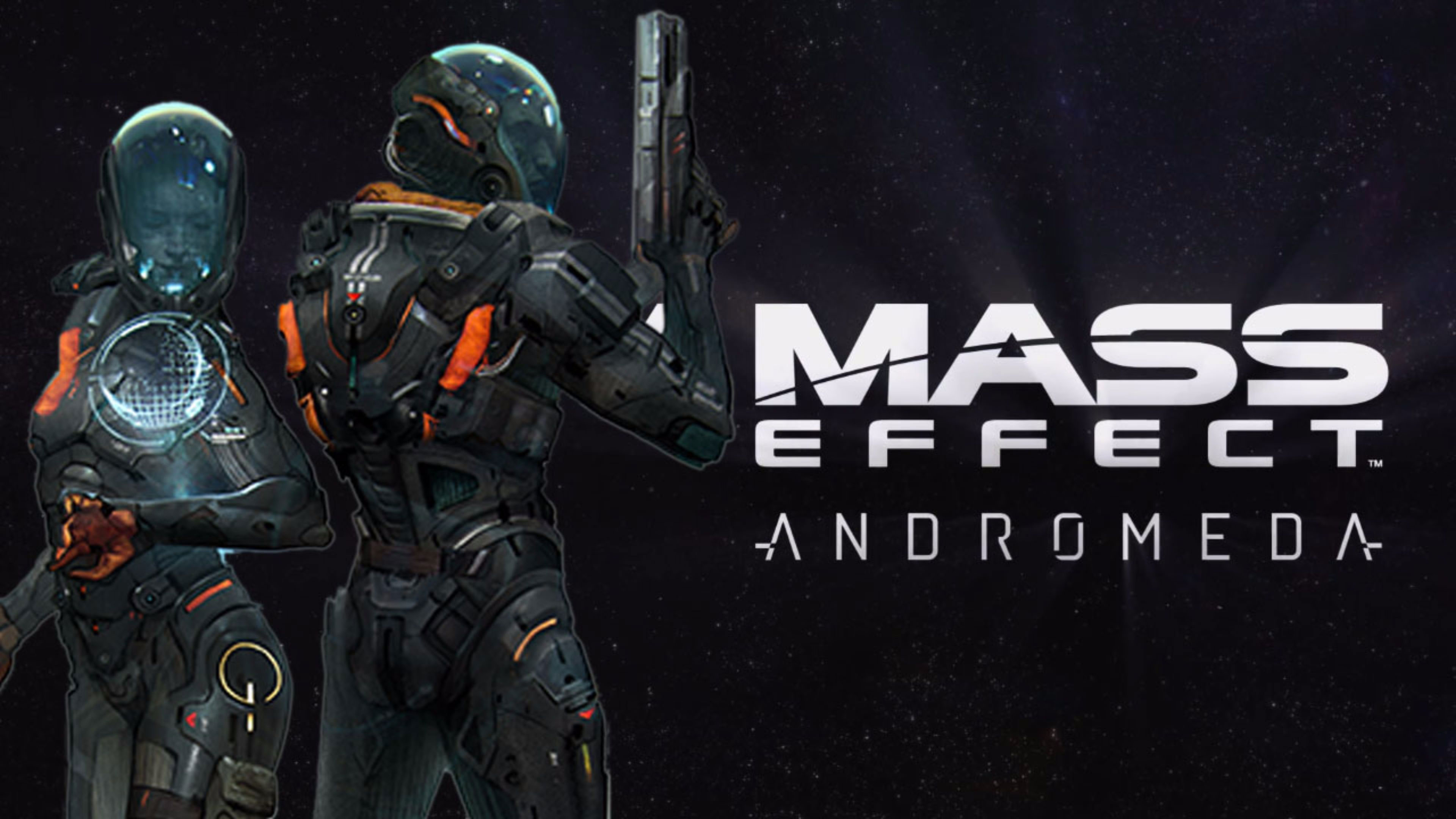 Mass Effect Andromeda Phone Wallpaper Posted By Sarah Walker
