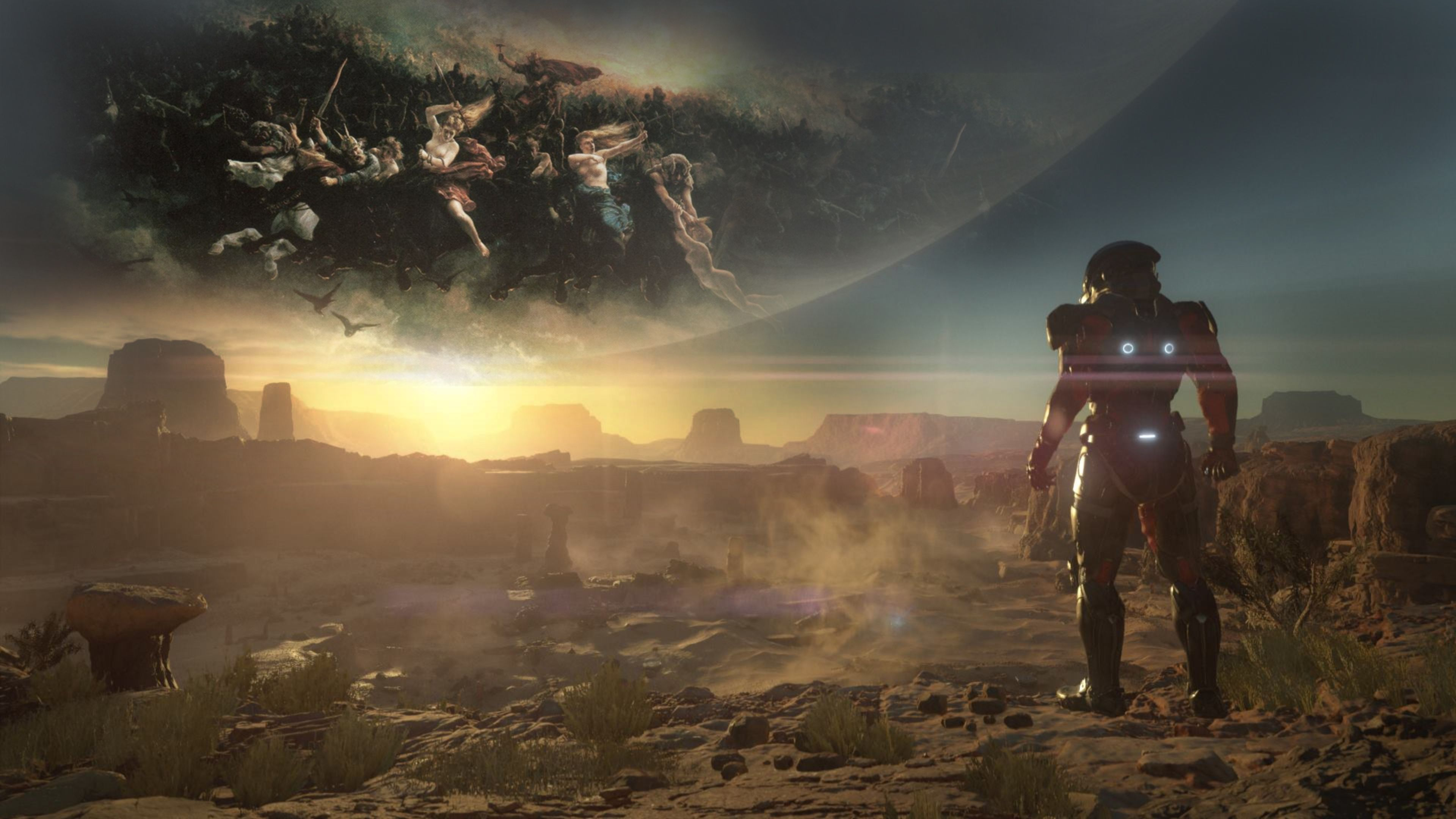 Mass Effect Andromeda Wallpaper Hd Posted By Christopher Walker