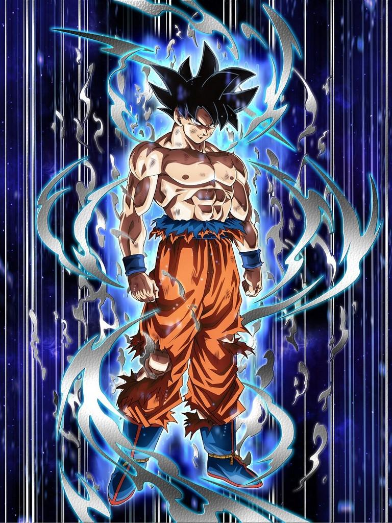 Master Ultra Instinct Wallpapers Posted By Michelle Simpson