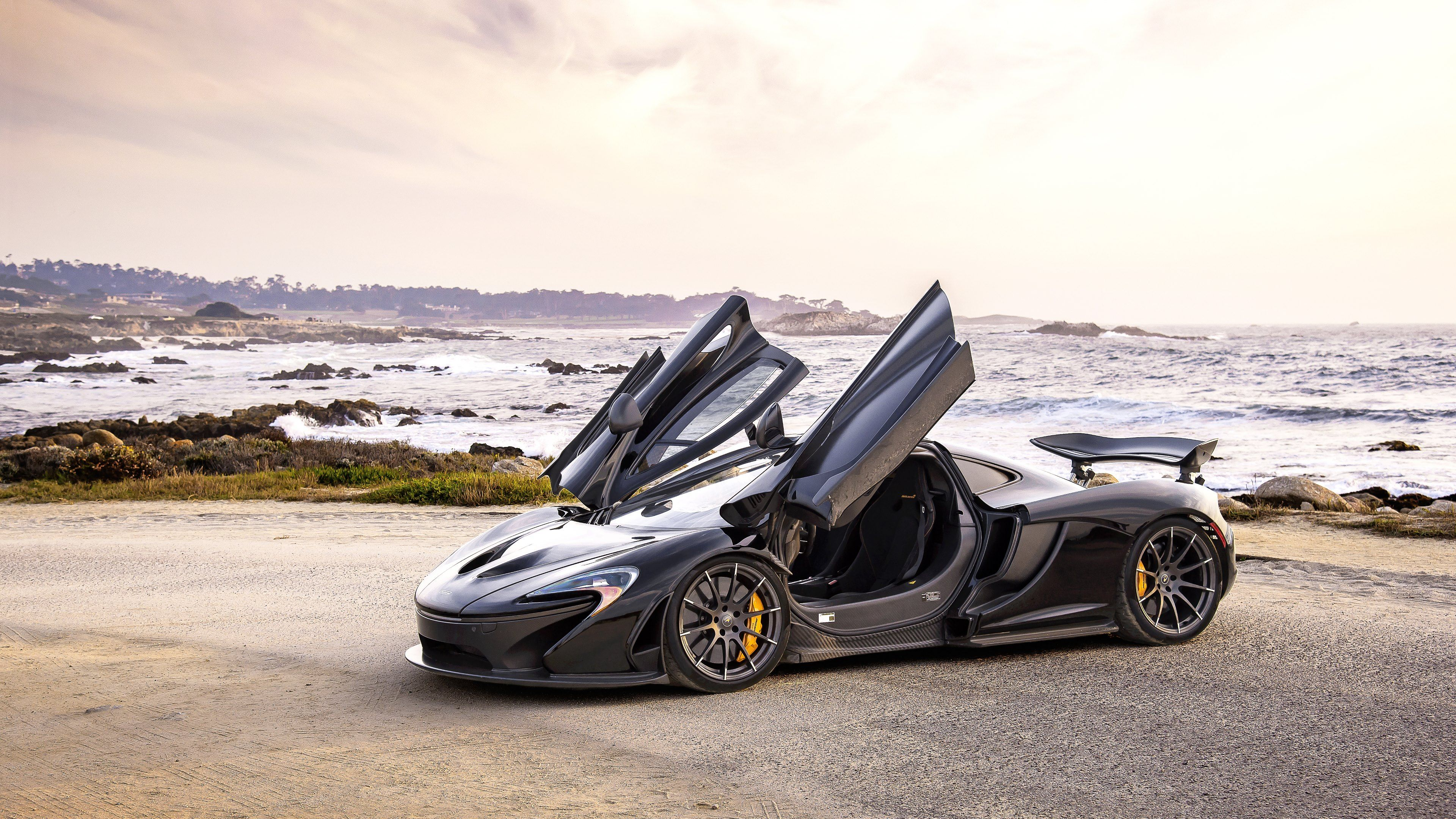 Mclaren P1 Wallpaper 4k Posted By Christopher Simpson