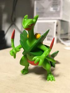Takara Tomy Pokemon Mega Evolution Soft Figure Mega Swampert