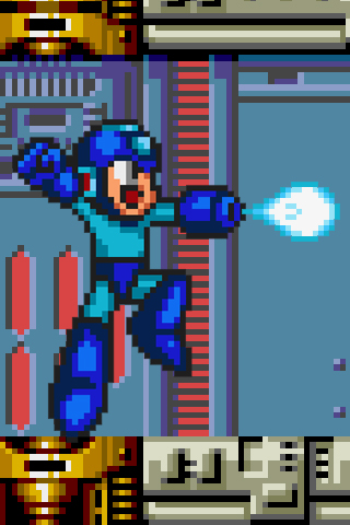 Megaman Iphone Wallpaper Posted By Ryan Sellers