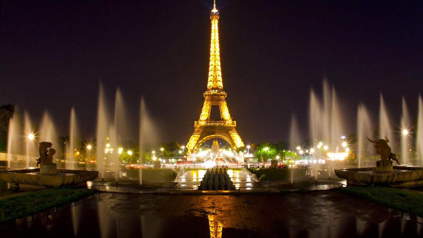 Menara Eiffel Wallpaper Posted By Samantha Walker