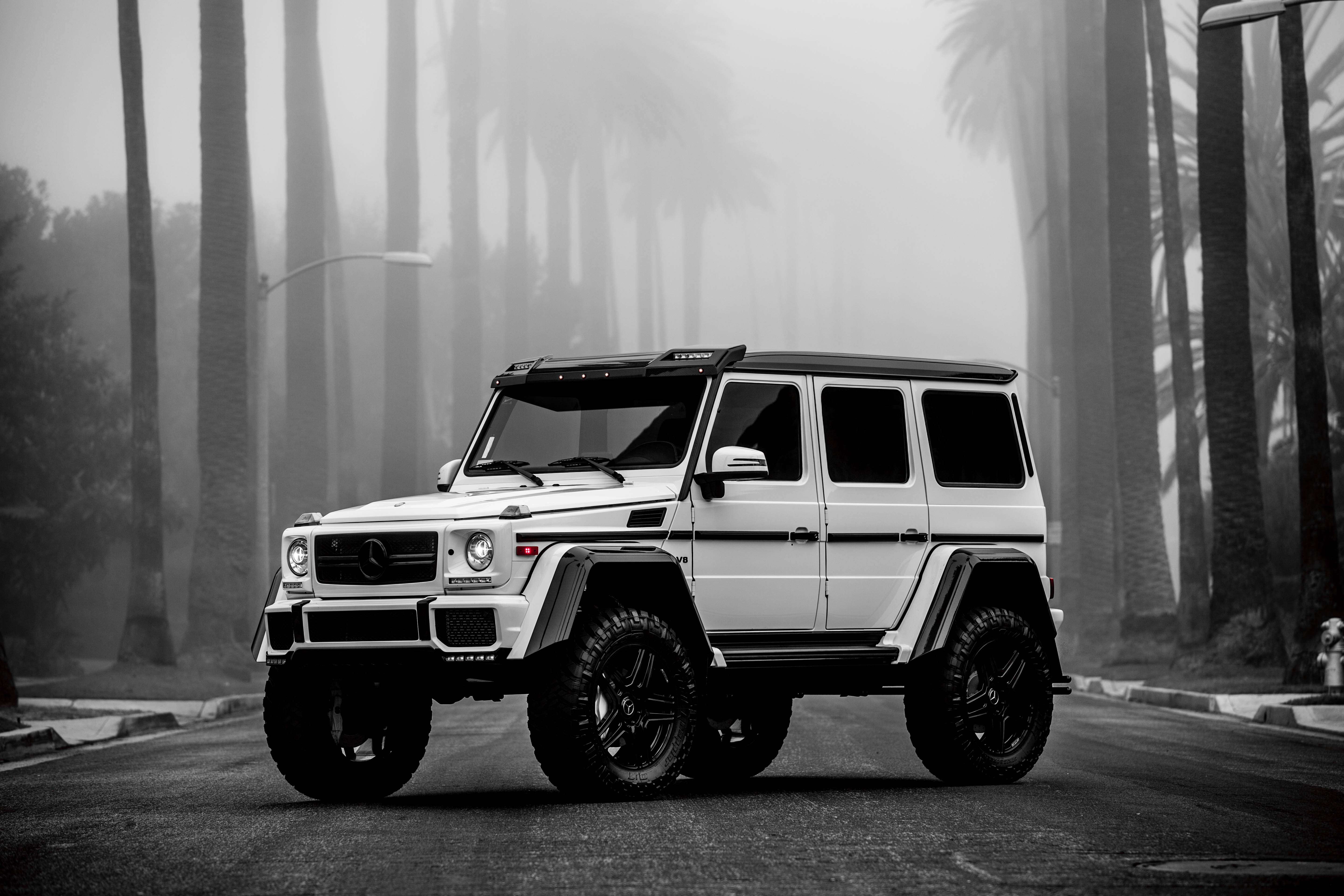 Mercedes G Wagon Wallpaper Posted By Ethan Mercado