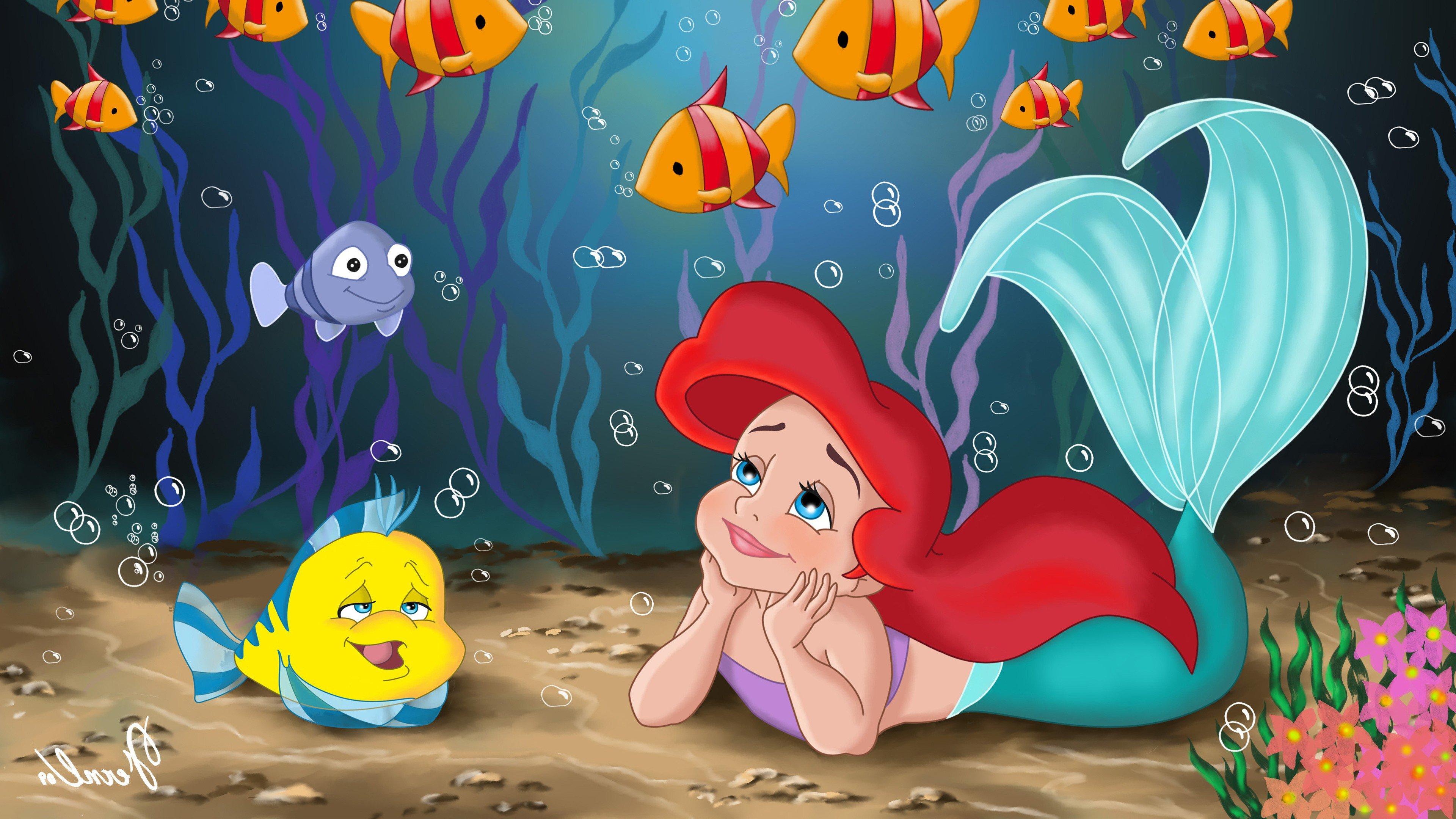 Mermaid Hd Wallpapers