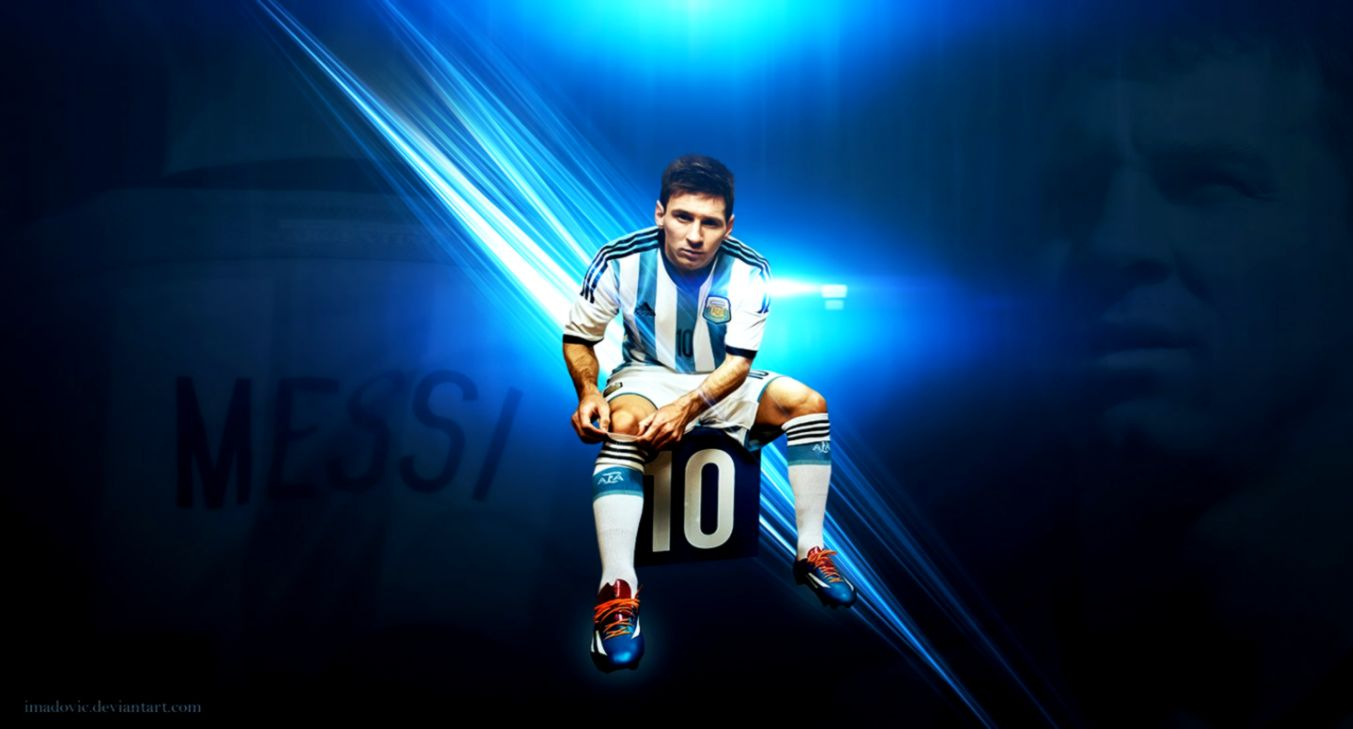 Messi 3d Wallpaper Posted By Christopher Sellers