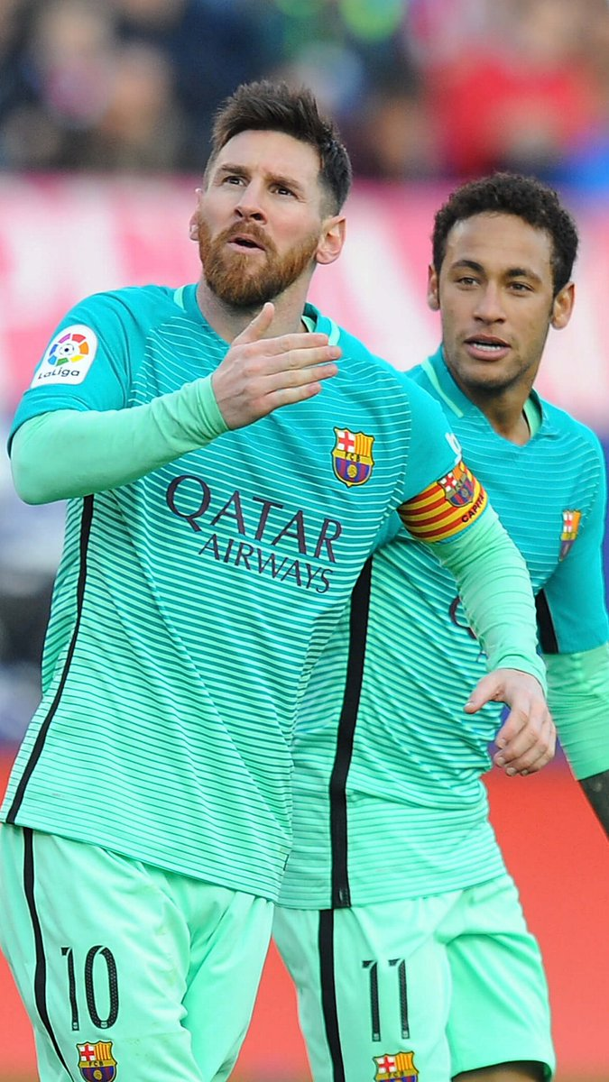 Messi And Neymar Wallpapers Posted By Zoey Walker
