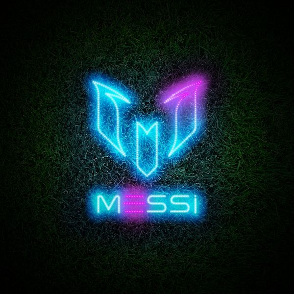 verbo Sociedad Artificial  Messi Logo Wallpaper posted by Ethan Tremblay