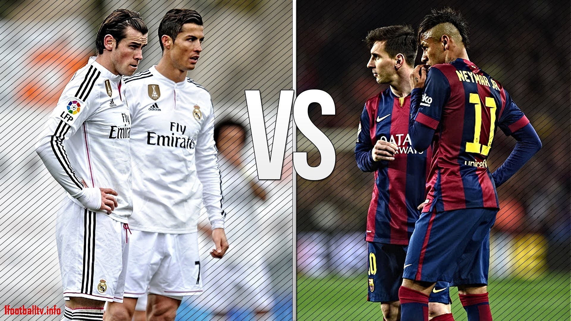 Messi Vs Ronaldo Wallpaper Posted By Ethan Sellers