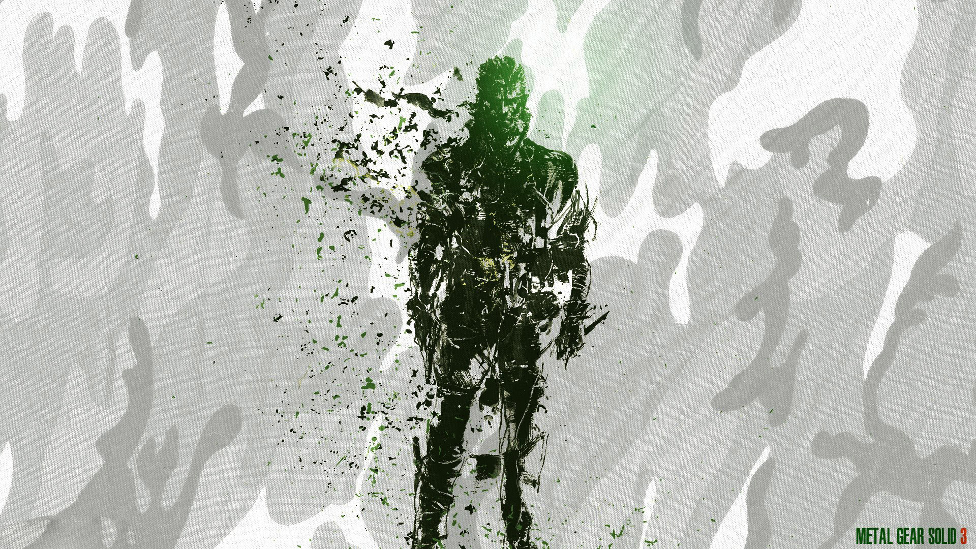 Metal Gear Solid 3 Snake Eater Wallpapers Posted By Ethan Simpson