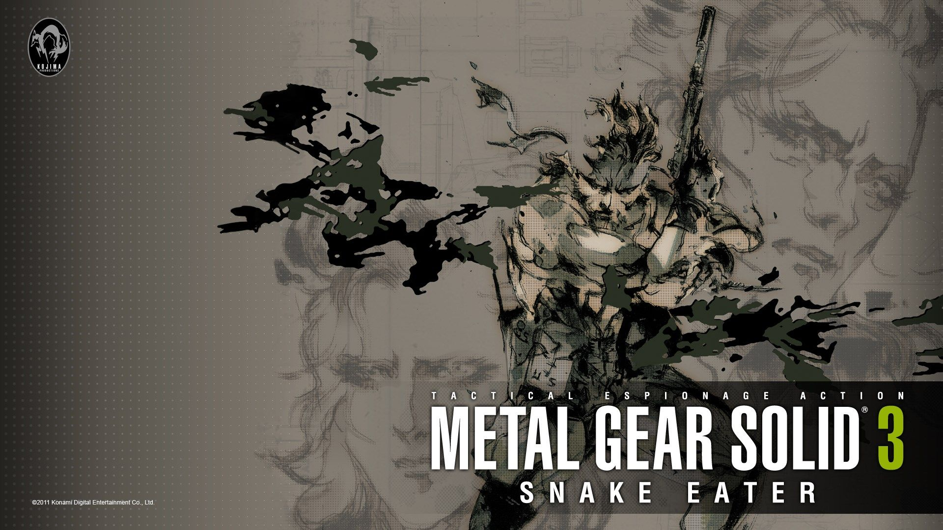 Metal Gear Solid Snake Wallpaper Posted By Samantha Anderson