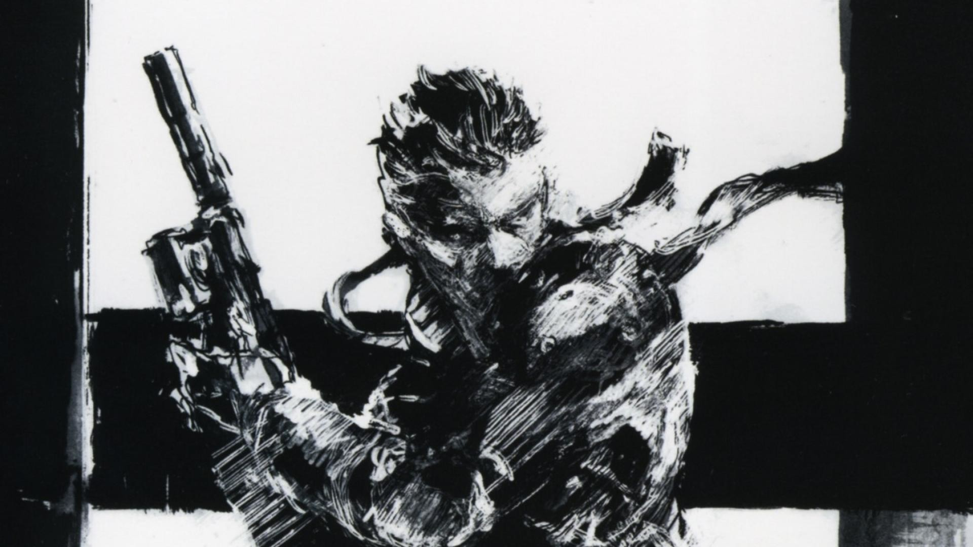 Metal Gear Solid Wallpaper 1920x1080 Posted By Samantha Tremblay
