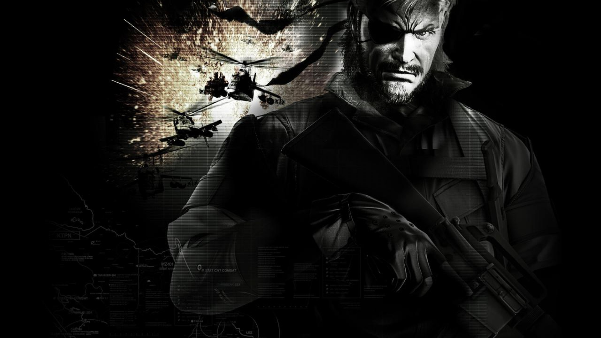 Metal Gear Solid Wallpaper Hd Posted By Ryan Anderson