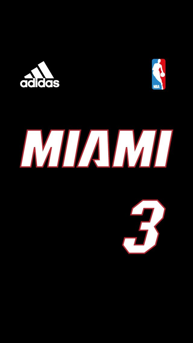 Miami Heat Iphone Background Posted By Michelle Thompson