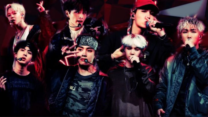 Mic Drop Bts Wallpapers Posted By John Thompson