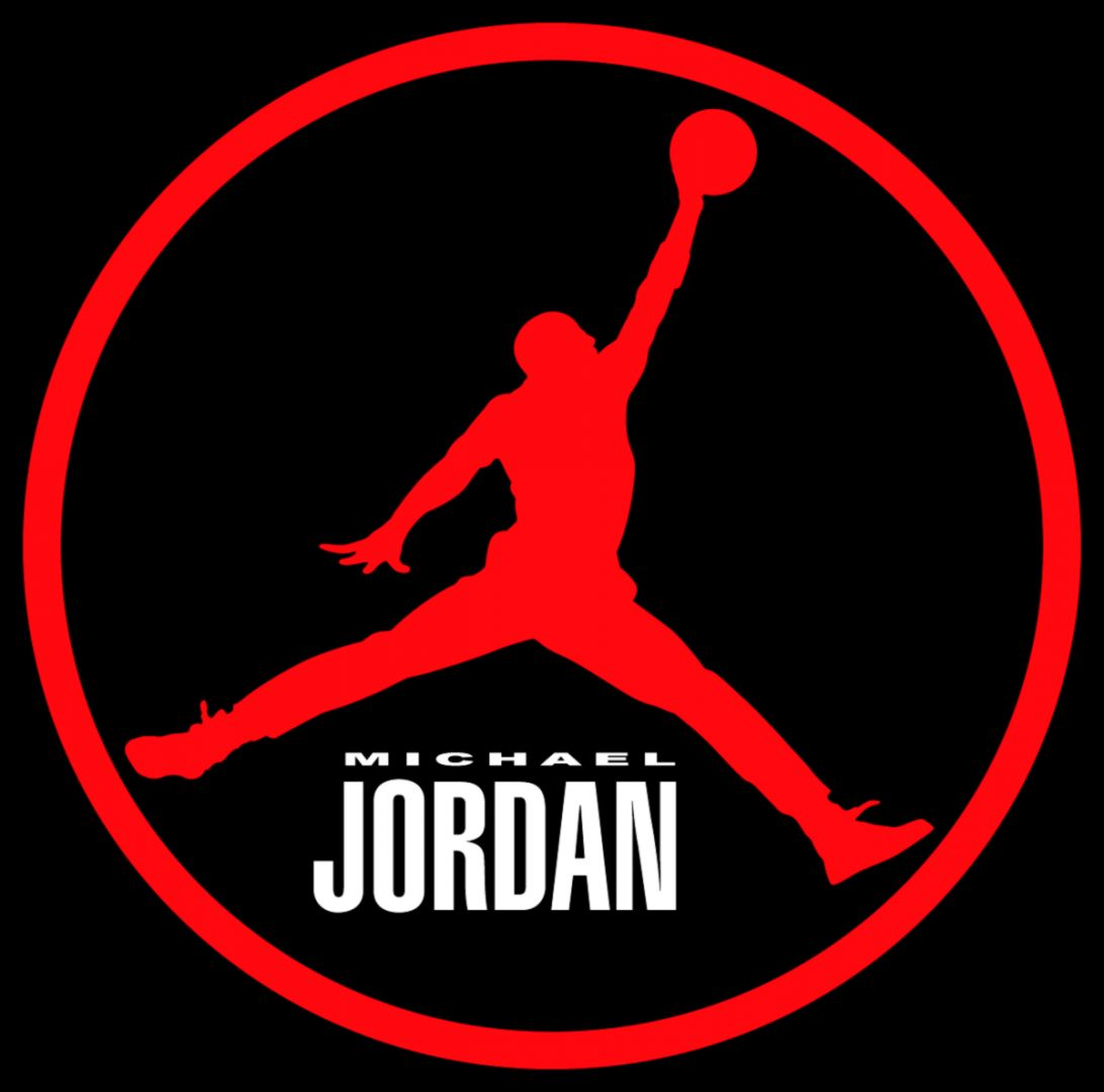 Michael Jordan Logo Wallpaper Hd Posted By Sarah Peltier