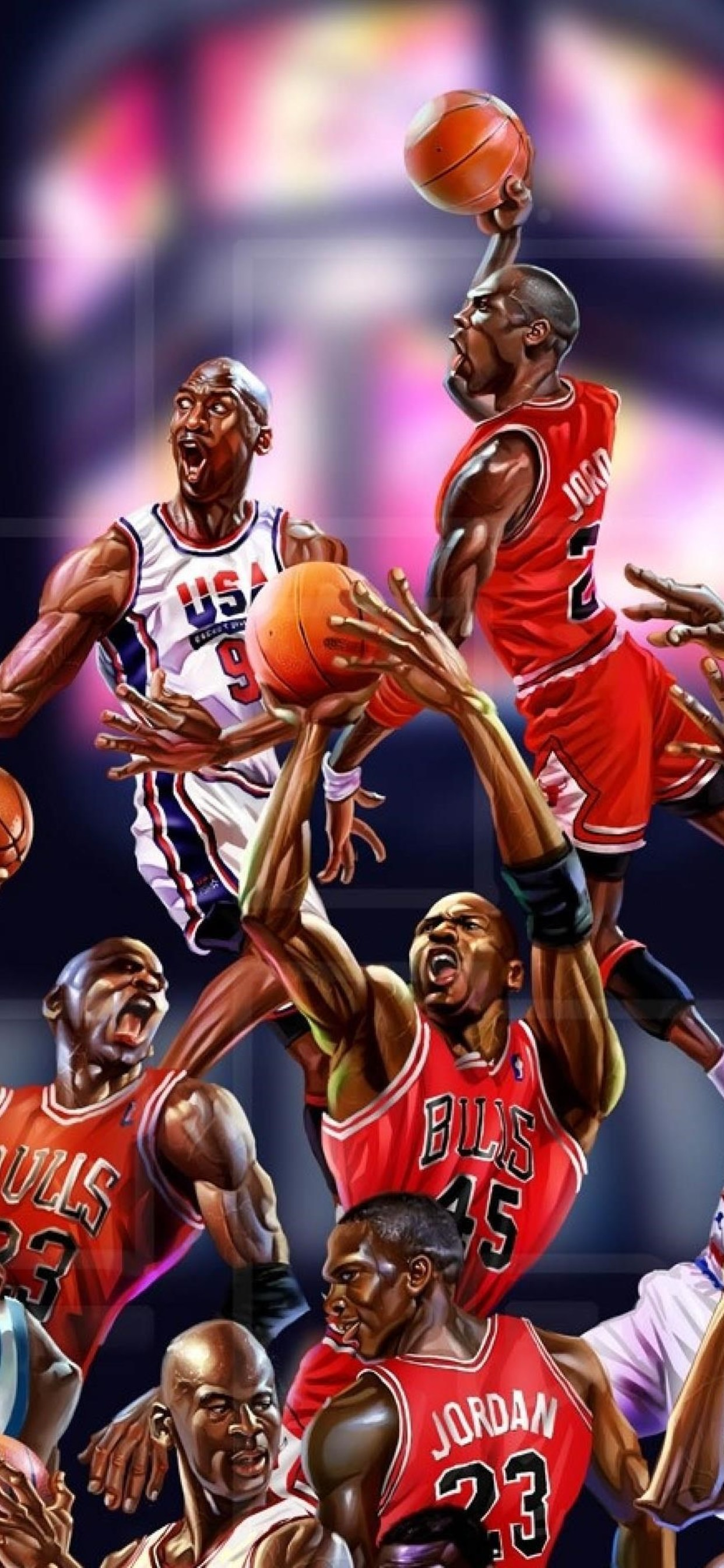 Michael Jordan Wallpaper Posted By Christopher Simpson