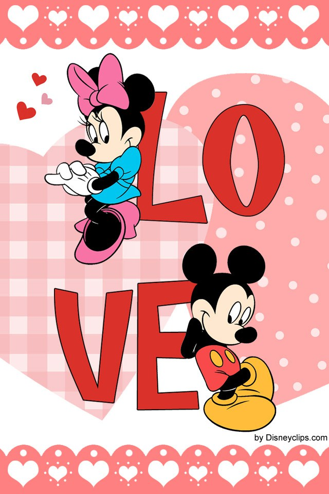 Mickey Mouse And Minnie Mouse Wallpapers Posted By Christopher Walker