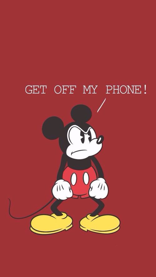 Mickey Mouse Iphone 6 Wallpaper Posted By Christopher Peltier
