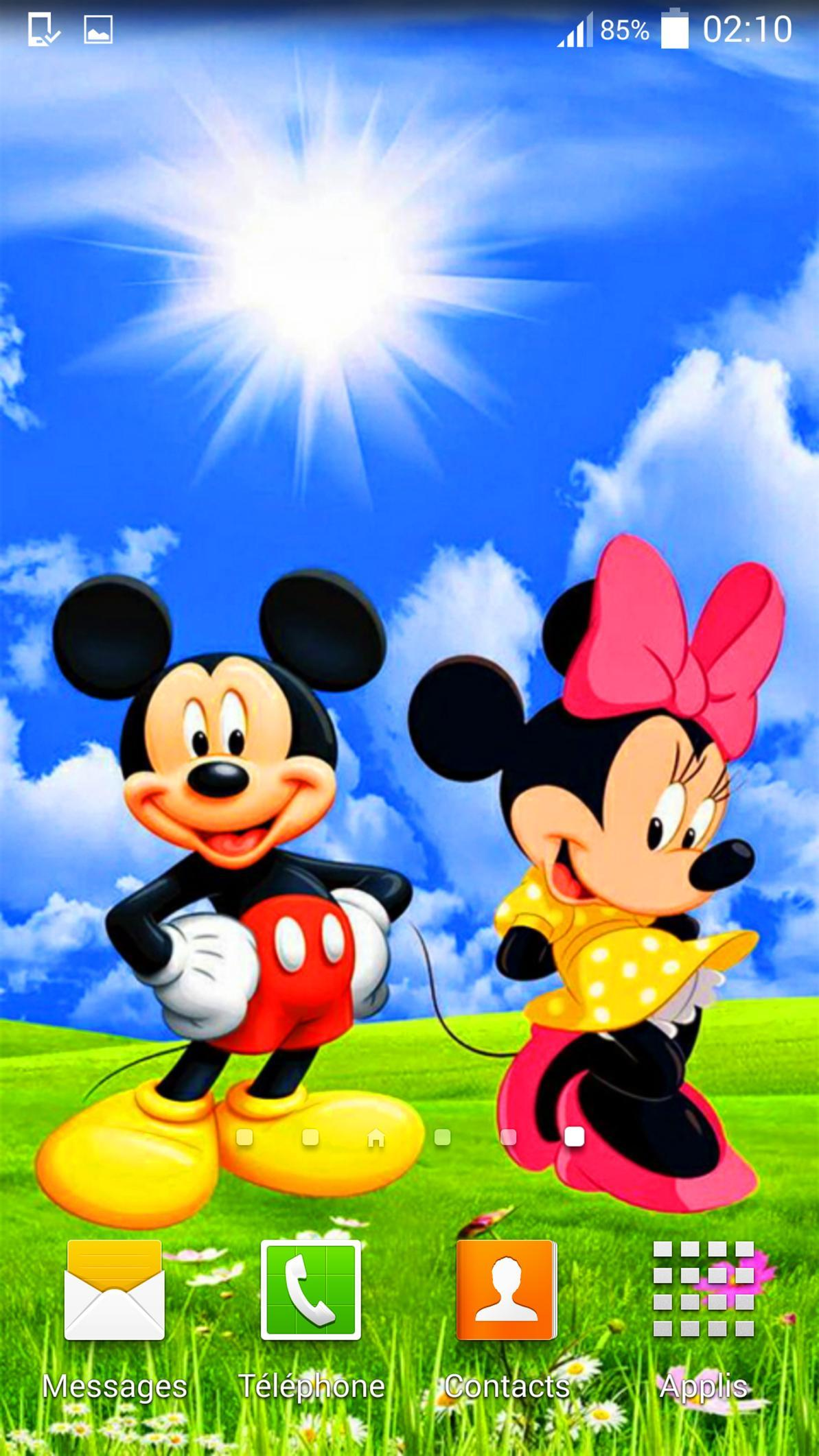 Mickey Mouse Wallpaper For Android Posted By John Mercado
