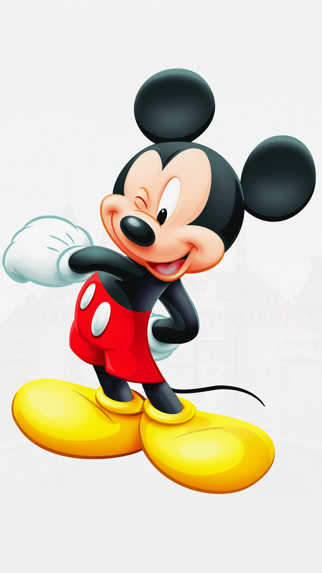 Mickey Mouse Wallpaper For Android posted by Ryan Thompson