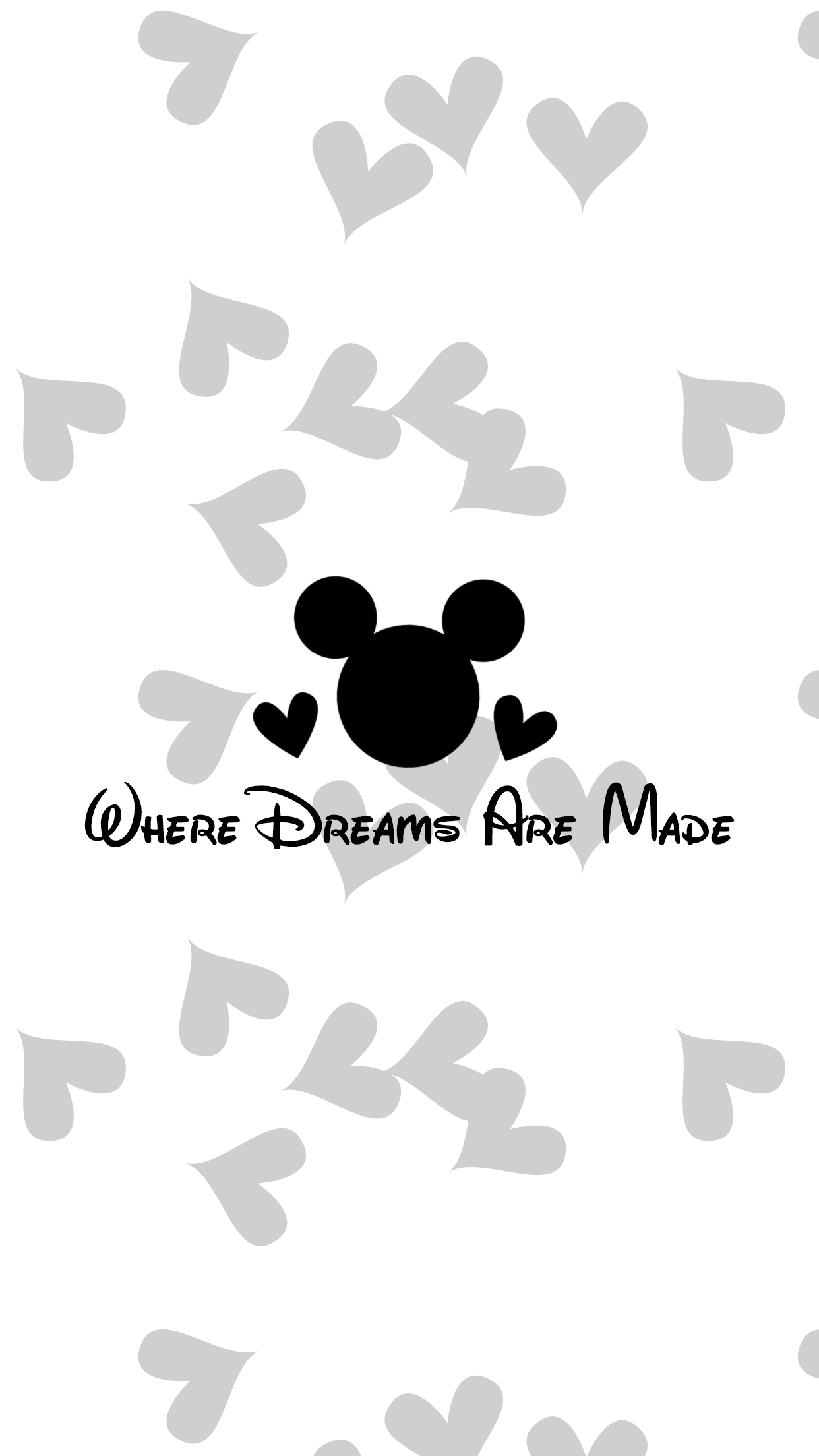 Mickey Mouse Wallpaper Black And White Mickey Mouse
