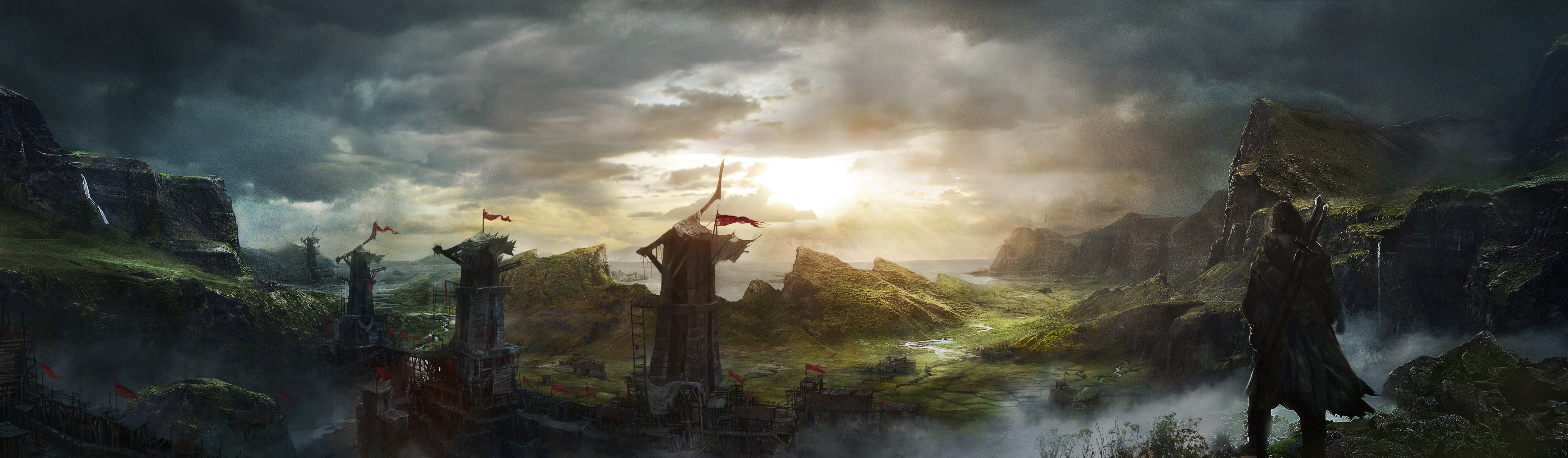 Middle Earth Background Posted By Ethan Johnson