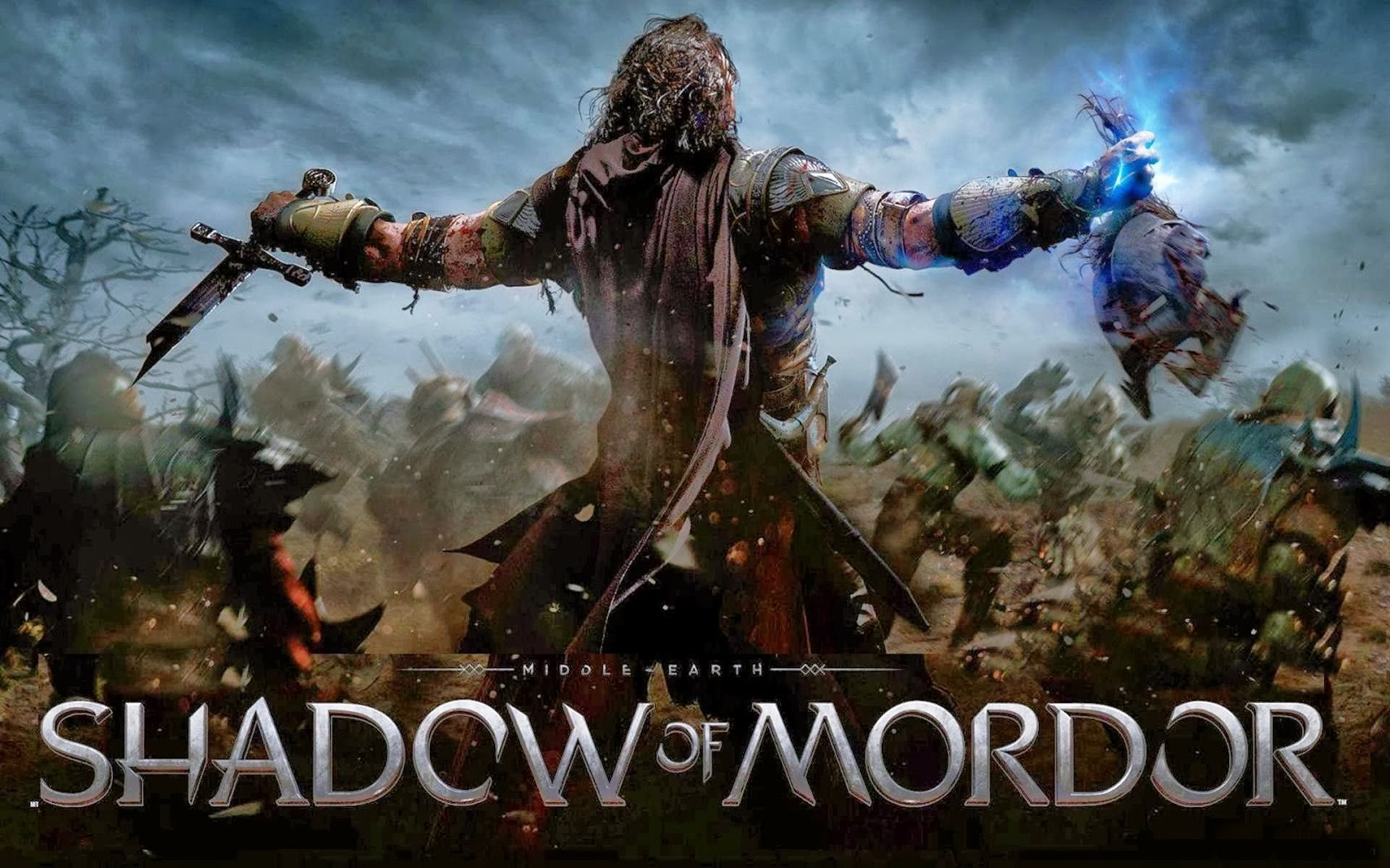 Middle Earth Shadow Of War Wallpaper Posted By Ethan Anderson