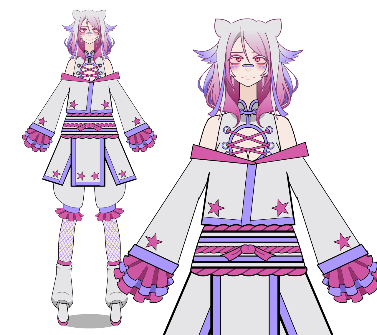 Mienshao Gijinka Posted By Ethan Anderson