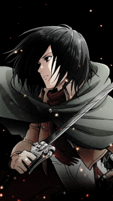 Mikasa Ackerman Wallpaper Posted By Ethan Sellers