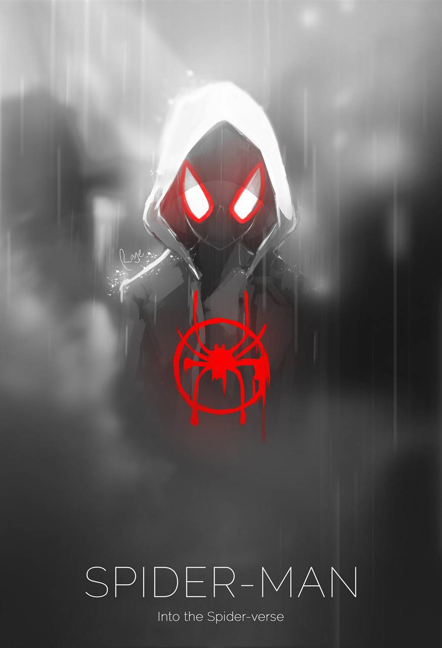 Miles Morales Spiderman Logo Posted By Michelle Walker
