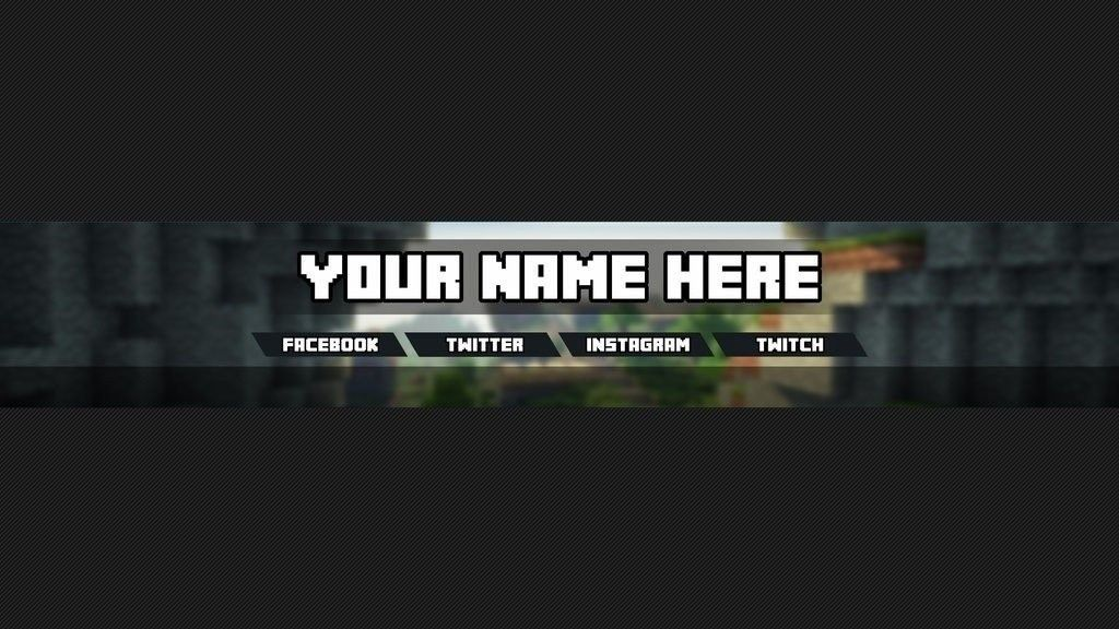 Minecraft Banner Backgrounds Posted By Christopher Thompson