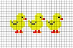 Minecraft Pixel Art Chicken Posted By John Anderson