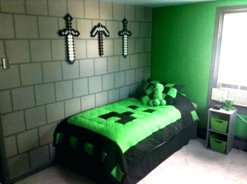 Minecraft Room Wallpaper Posted By Ryan Walker