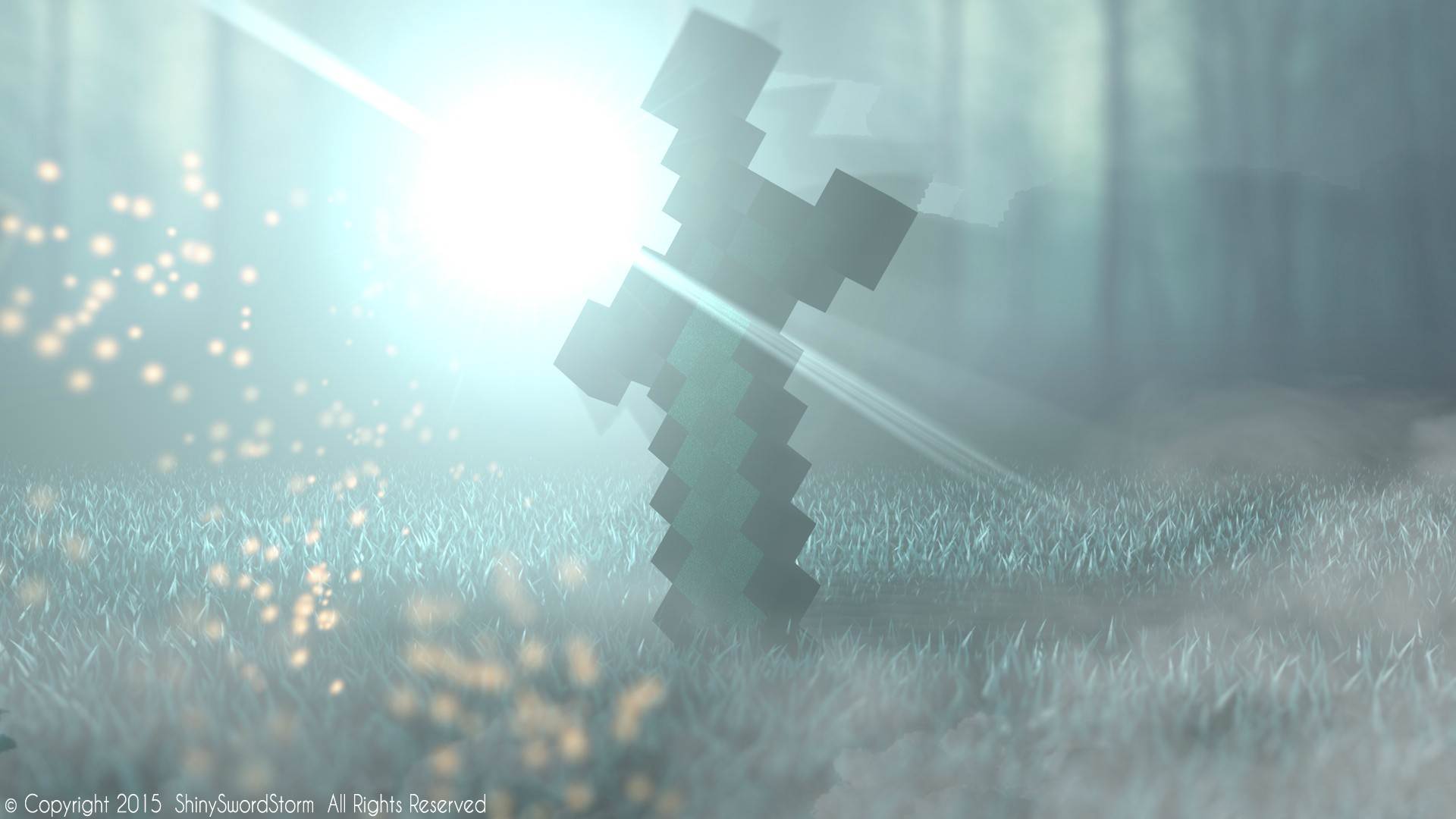 Minecraft Sword Wallpaper Posted By Christopher Thompson